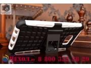 Противоударный усиленный ударопрочный фирменный чехол-бампер-пенал для Samsung Galaxy S6 Edge Plus + SM-G928 5..