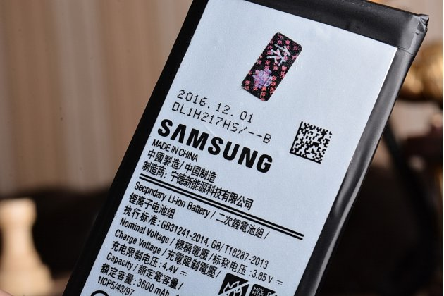 "Фирменная аккумуляторная батарея 3600mah телефон Samsung Galaxy S7 edge G9350/G935/S7 edge Injustice Edition 5.5"" + инструменты для вскрытия + гарантия"