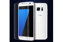 "Фирменная оригинальная защитная пленка для телефона  Samsung Galaxy S7 edge G9350/G935 5.5""  глянцевая"