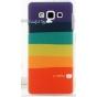 Фирменная необычная из легчайшего и тончайшего пластика задняя панель-чехол-накладка для Samsung Galaxy A7