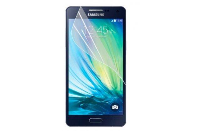 Фирменная оригинальная защитная пленка для телефона Samsung Galaxy A7/A7 Duos SM-A700F/A700H/A700FD глянцевая