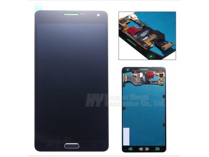 Фирменный LCD-ЖК-сенсорный дисплей-экран-стекло с тачскрином на телефон Samsung Galaxy A7/A7 Duos SM-A700F/A70..