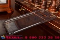 """Фирменная ультра-тонкая полимерная из мягкого качественного силикона задняя панель-чехол-накладка для Samsung Galaxy A9 2016 A900F /A9000 6.0""""  черная"""