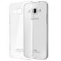 Фирменная задняя панель-крышка-накладка из тончайшего и прочного пластика для планшета Samsung Grand 3 / Grand..