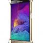 """Противоударный металлический чехол-бампер из цельного куска металла с усиленной защитой углов и необычным экстремальным дизайном  для Samsung Galaxy J3 (2016) SM-J320F/DS/J320H/DS 5.0"""" серебряного цвета"""