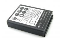 Усиленная батарея-аккумулятор большой повышенной ёмкости 5000mAh для телефона Samsung Galaxy Note 1 N7000/ LTE GT-N7005/ i9220 + задняя крышка в комплекте черная + гарантия