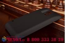 Усиленная батарея-аккумулятор большой повышенной ёмкости 7800mah для телефона Samsung Galaxy S5 /S5 Duos SM-G900H/G900FD + задняя крышка черная+ гарантия