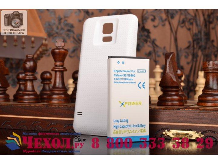 Усиленная батарея-аккумулятор большой повышенной ёмкости 7400mah для телефона Samsung Galaxy S5 /S5 Duos SM-G9..
