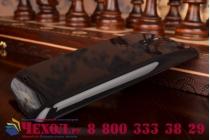 Усиленная батарея-аккумулятор большой ёмкости 5800 mah для телефона Samsung Galaxy S4 / S4 LTE/ S4 Value GT-i9500/i9505/i9506/i9515 / Active GT-I9295 + задняя крышка черная+ гарантия
