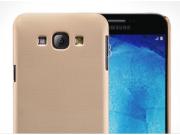 Фирменная задняя панель-крышка-накладка из тончайшего и прочного пластика для Samsung Galaxy A8 SM-A800F/DS/Du..