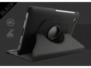 Чехол-поворотный-роторный для Samsung 7.7 P6800 черный кожаный..