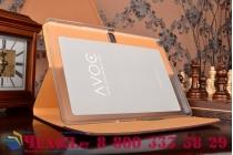 Фирменный умный Smart-чехол с функцией засыпания бизнес класса ручной работы для Samsung Galaxy Note 10.1 2014 SM-P6000/P6050/LTE P607 с визитницей из качественной импортной кожи бордо производство Вьетнам
