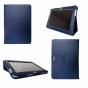 Чехол для Samsung Galaxy Note 10.1 N8000 синий кожаный..