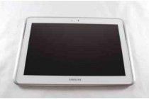 Фирменный LCD-ЖК-сенсорный дисплей-экран-стекло с тачскрином на планшет Samsung Galaxy Note 10.1 N8000/N8010/N8020 белый и инструменты для вскрытия + гарантия