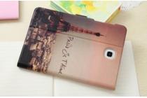 "Фирменный эксклюзивный необычный чехол-футляр для Samsung Galaxy Note 8.0 N5100/N5110/N5120 ""тематика Париж"""
