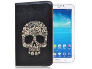 Фирменный эксклюзивный необычный чехол-футляр для Samsung Galaxy  Tab 3 7.0 SM-T210/T211