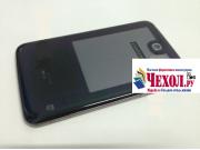 Родная оригинальная задняя крышка-панель которая шла в комплекте для Samsung Galaxy Tab 3 7.0 SM-T210 черная..