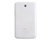 Родная оригинальная задняя крышка-панель которая шла в комплекте для Samsung Galaxy Tab 3 7.0 SM-T210 белая..