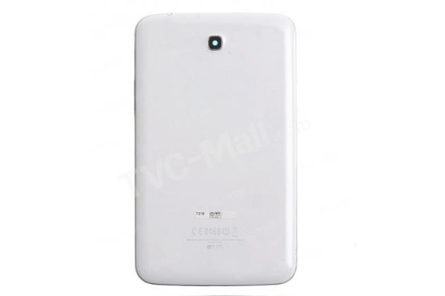 Родная оригинальная задняя крышка-панель которая шла в комплекте для Samsung Galaxy Tab 3 7.0 SM-T210 белая