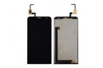 """Фирменное LCD-ЖК-экран-сенсорное стекло-тачскрин для телефона ASUS Zenfone 2 Laser ZE601KL 6.0"""" Z011D черный и инструменты для вскрытия + гарантия"""