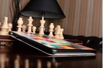 """Фирменный необычный чехол для  Samsung Galaxy Tab A 10.1 2016  SM-T580 / T585C / T585N  """"тематика яркая Мозаика"""""""