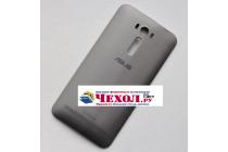 """Родная оригинальная задняя крышка-панель которая шла в комплекте для ASUS Zenfone 2 Laser ZE601KL 6.0"""" Z011D серая"""