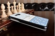 """Фирменный необычный чехол для  Samsung Galaxy Tab A 2016 7.0 SM-T285/ T280 / T280N / T288 / T285C """" """"тематика Узоры"""""""