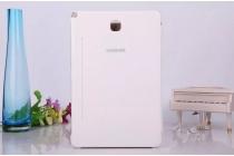 Фирменный оригинальный чехол с логотипом для Samsung Galaxy Tab A 8.0 SM-T350/T351/T355 Simple Cover белый