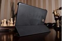 Фирменный оригинальный чехол с логотипом для Samsung Galaxy Tab A 8.0 SM-T350/T351/T355 Simple Cover черный