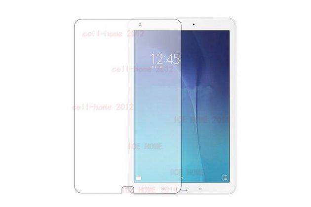 "Фирменная оригинальная защитная пленка для планшета Samsung Galaxy Tab E 9.6"" дюймов SM-T560N/T561N/T565N глянцевая"