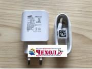 Фирменное оригинальное зарядное устройство от сети для планшета Samsung Galaxy Tab Pro S 12.2 SM-W700 / W703 /..
