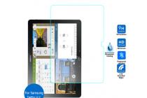 Фирменное защитное закалённое противоударное стекло премиум-класса из качественного японского материала с олеофобным покрытием для планшета Samsung Galaxy Tab Pro S 12.2 SM-W700
