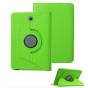 Чехол для Samsung Galaxy Tab S2 8.0 SM-T710/T715 поворотный роторный оборотный зеленый кожаный..