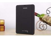 Фирменный оригинальный чехол с логотипом для Samsung Galaxy Tab S2 8.0 SM-T710/T715 Simple Cover черный..