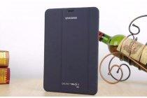 Фирменный оригинальный чехол с логотипом для Samsung Galaxy Tab S2 8.0 SM-T710/T715 Simple Cover синий