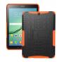 Противоударный усиленный ударопрочный фирменный чехол-бампер-пенал для Samsung Galaxy Tab S2 9.7 SM-T810/ T815..