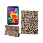 Чехол- защитный кожух для Samsung Galaxy Tab A 9.7 SM-T550/T555 леопардовый коричневый..