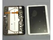 Фирменный LCD-ЖК-сенсорный дисплей-экран-стекло с тачскрином на планшет Samsung Galaxy Tab 3 10.1 GT-P5200/P52..
