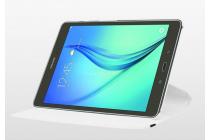 Чехол для планшета Samsung Galaxy Tab S2 9.7 SM-T810/T815 поворотный роторный оборотный белый кожаный