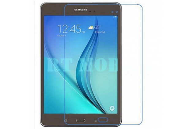 Фирменная оригинальная защитная пленка для планшета Samsung Galaxy Tab S2 9.7 SM-T810/T815 глянцевая