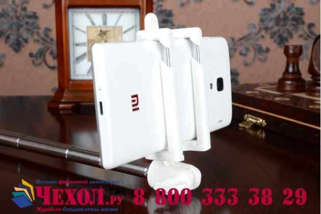 Самый лучший на рынке высококачественный беспроводной монопод-телескопическая палка-держатель-штатив для всех мобильных телефонов и Xiaomi Yi оранжевый