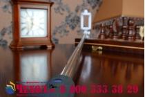 Проводная не требующая подзарядки селфи-палка/монопод для сэлфи с красивой дизайнерской ручкой из нескользящего материала  + гарантия