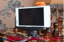 Телескопическая селфи-палка/монопод для сэлфи длинная легкая удобная для всех моделей телефонов + гарантия