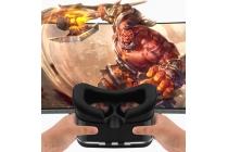 """Фирменный оригинальный Шлем Виртуальной Реальности/ 3D- очки/ VR- шлем VR-OXG 4 Virtual Reality 3D Glasses для телефонов 3.5""""-6.0"""" дюймов"""