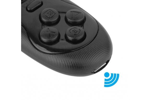 Фирменный беспроводной Bluetooth контроллер/джойстик/геймпад для всех моделей шлемов виртуальной реальности / VR очков Android и IOS черный