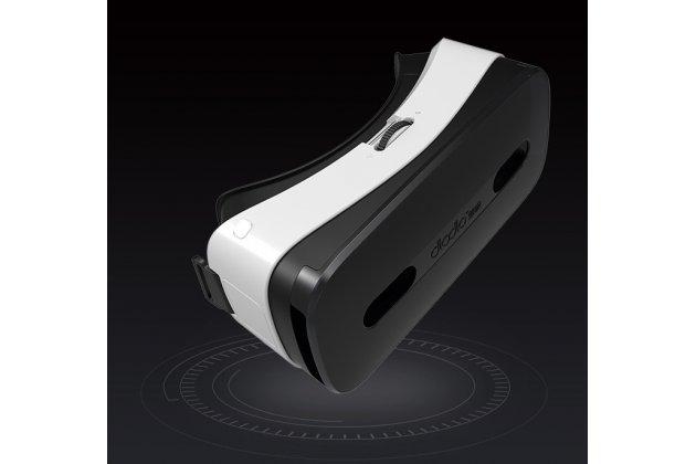 """Фирменный оригинальный Шлем Виртуальной Реальности/ 3D- очки/ VR- шлем BloBlo Glass H1 для телефонов 5.0""""-6.0"""" дюймов с тачпадом, датчиком движений и выходом Micro USB"""