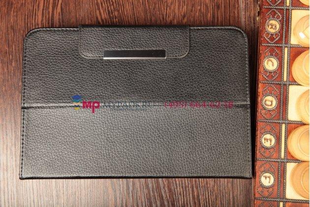 Чехол-обложка для SkyTiger ST-902 черный кожаный