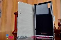 """Фирменный уникальный необычный чехол-книжка для Sony Xperia T3 Dual D5103  """"тематика Сова"""""""