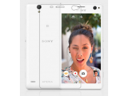 Фирменная оригинальная защитная пленка для телефона Sony Xperia C4/ C4 Dual матовая..