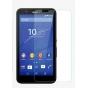 Фирменная оригинальная защитная пленка для телефона Sony Xperia E4/ E4 Dual E2105/E2115 глянцевая..